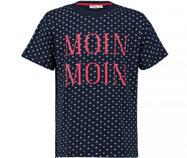 Paul Brown Jungen T-Shirt Moin Moin