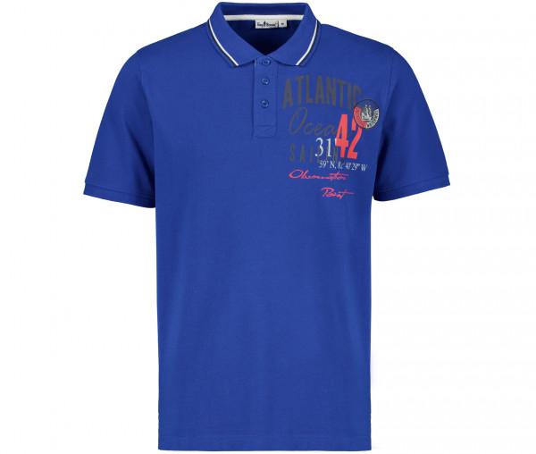 Tony Brown Herren Poloshirt Print Sailing