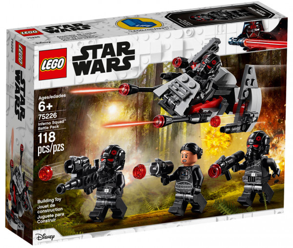 75226 LEGO® Star Wars™ Inferno Squad™ Battle Pack