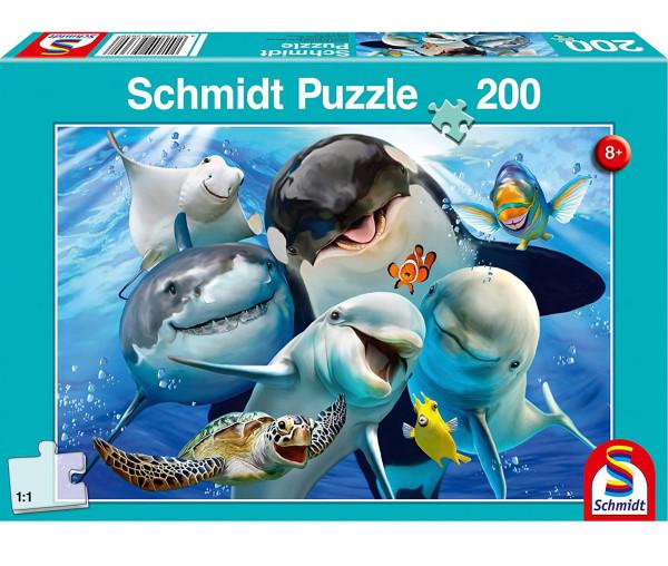Schmidt Puzzle Unterwasser-Freunde