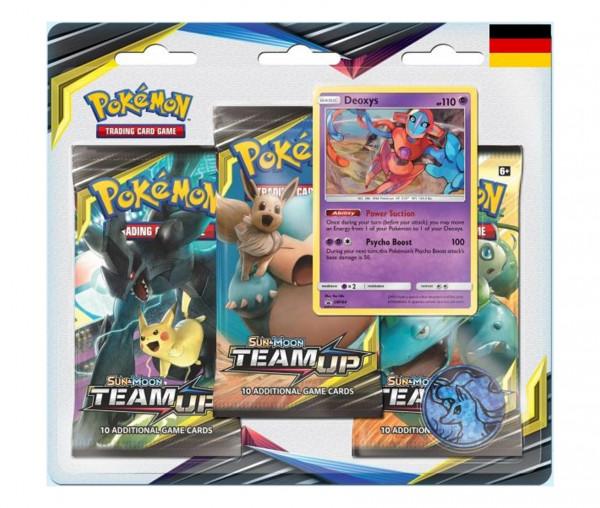 Pokémon Sonne und Mond 3-Pack Blister