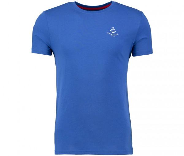 Navigator Herren Basic T-Shirt