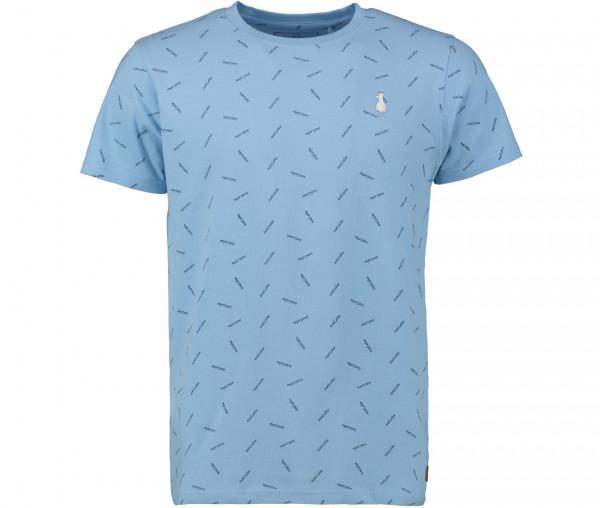 InselLeben Herren T-Shirt Fred mit Schriftzug