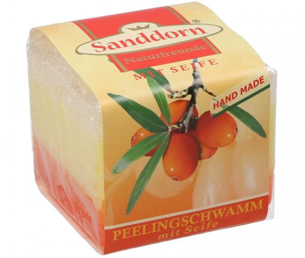 Naturfreunde Sanddorn Peeling-Seife