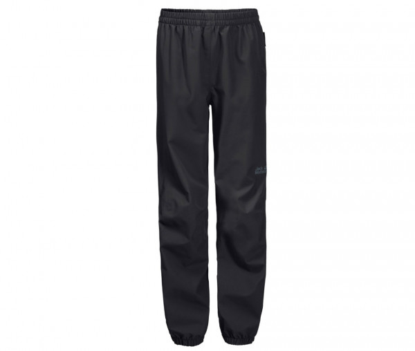 Jack Wolfskin Rainy Day Pants Black