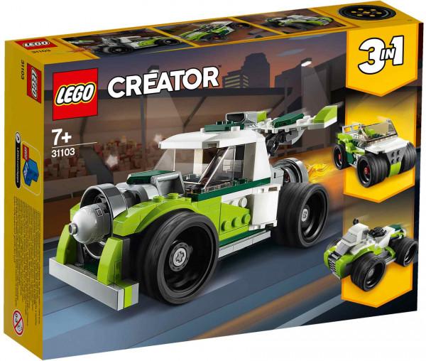 31103 LEGO® Creator Raketen-Truck