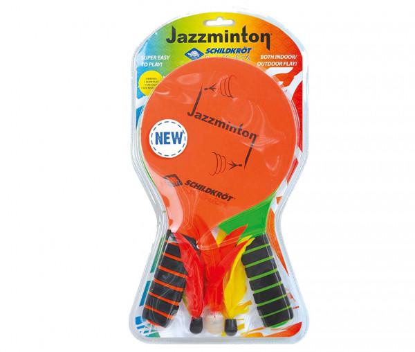 Schildkröt Jazzminton Schlägerset
