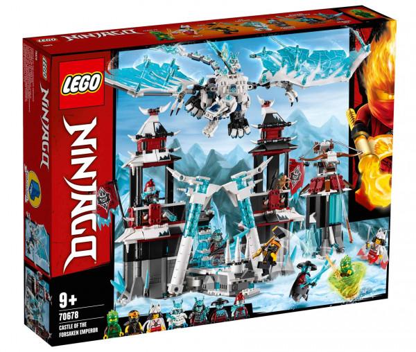 70678 LEGO® NINJAGO® Festung im ewigen Eis