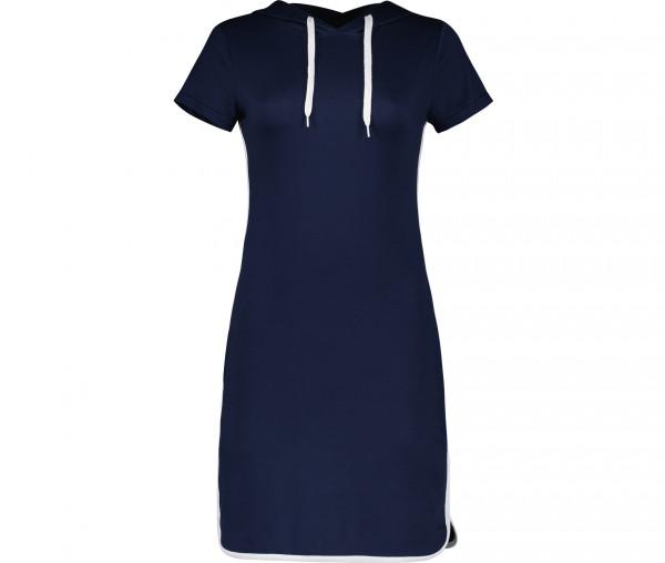 Marymaids Damen Kleid Mimi Unifarben