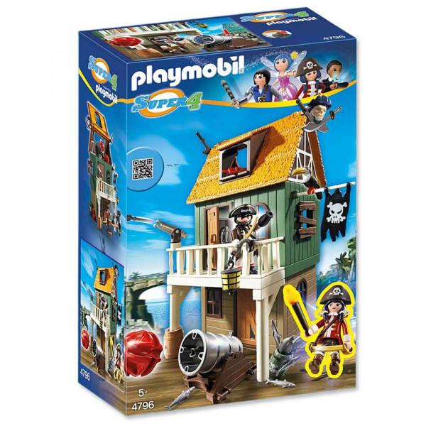 Playmobil 4796 - Getarnte Piratenfestung