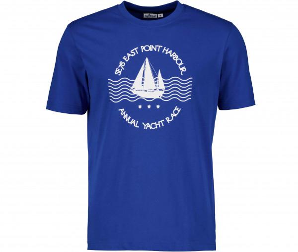Tony Brown Herren T-Shirt Segelschiff