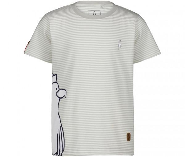 InselLeben Kinder T-Shirt Möwe