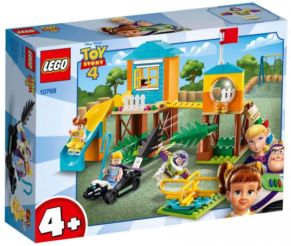 10768 LEGO® 4+ Buzz & Porzellinchens Spielplatzabenteuer