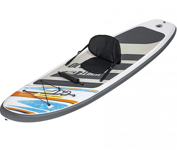 Bestway SUP Hydro-Force White Cap 305 x 85 x 12 cm