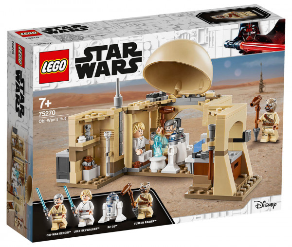 75270 LEGO® Star Wars™ Obi-Wans Hütte