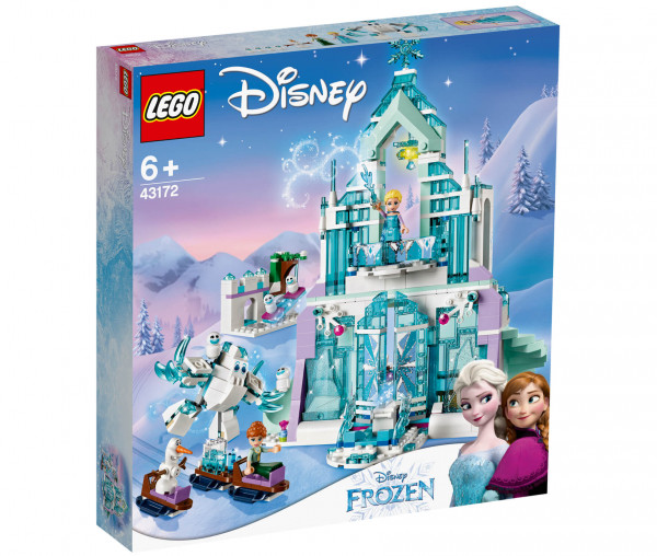 43172 LEGO® Disney™ Elsas magischer Eispalast