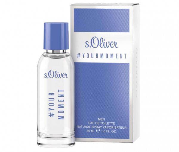 s.Oliver EdT Herren Parfum #yourmoment 30 ml