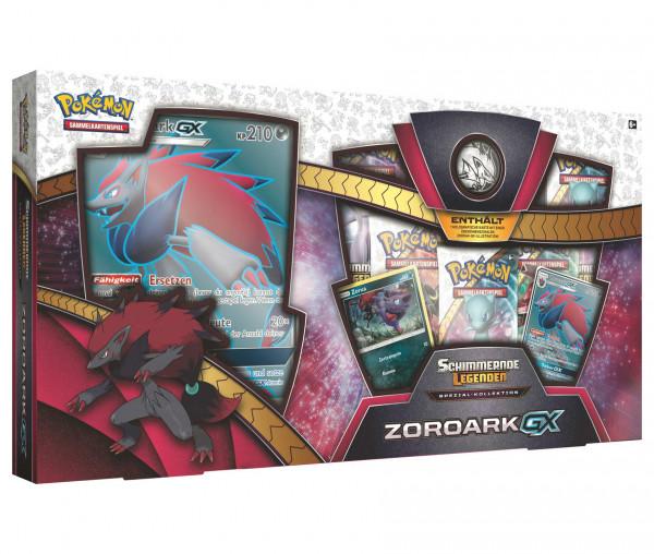 Pokémon Spezial-Kollektion Zoroark-GX Box