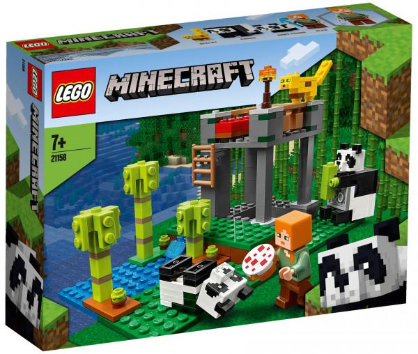 21158 LEGO® Minecraft™ Der Panda-Kindergarten