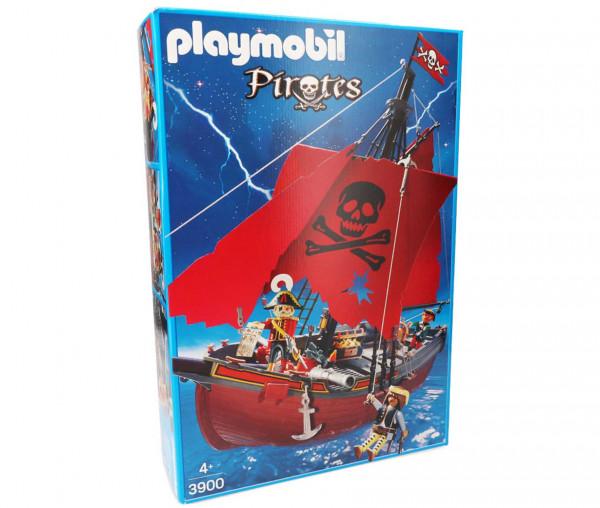 Playmobil 3900 - Rotes Seeräuberschiff