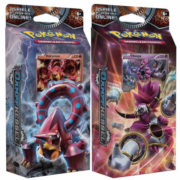 Pokémon Sammelkarten Xy11 Dampfkessel