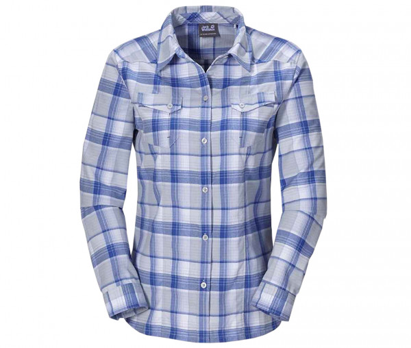 Jack Wolfskin Damen Bluse Seal River Shirt Woman