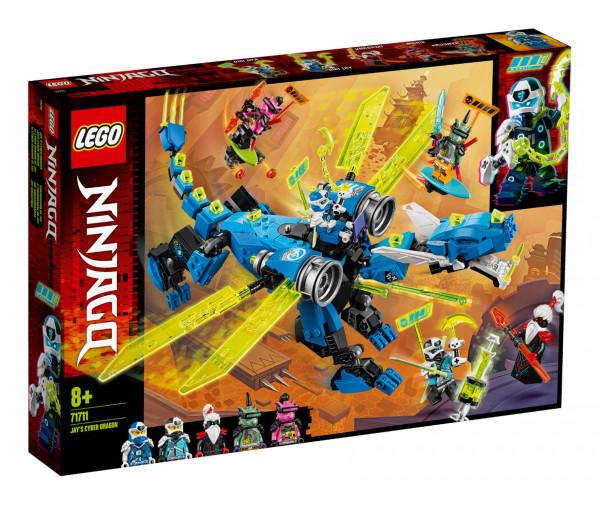 71711 LEGO® NINJAGO® Jays Cyber-Drache