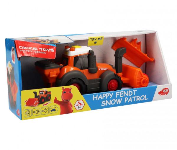 Dickie Toys Happy Fendt Snow Patrol