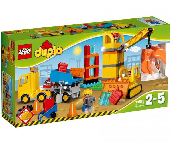 10813 LEGO® DUPLO® Große Baustelle