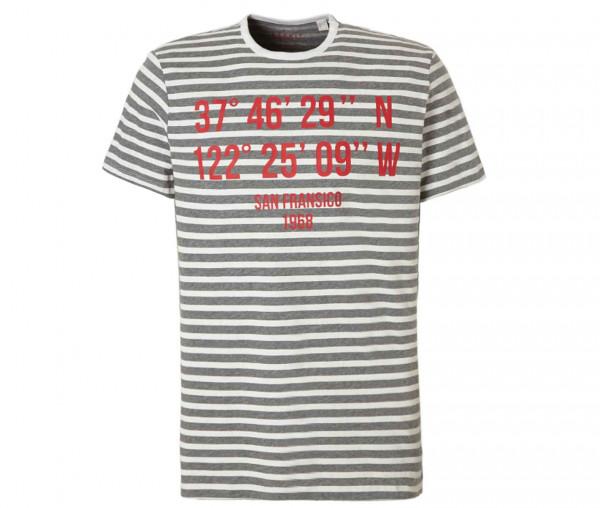 Esprit Herren T-Shirt Streifen