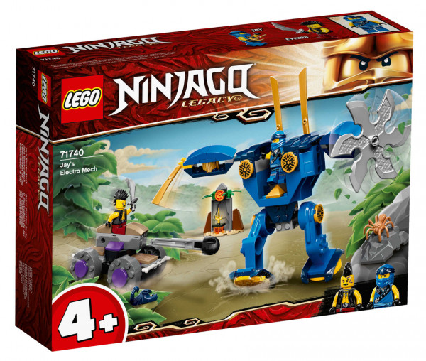 71740 LEGO® NINJAGO® Jays Elektro-Mech