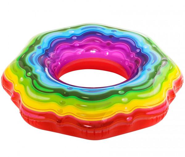 Bestway Schwimmring Regenbogen