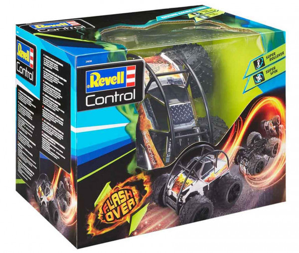 Revell Control 24636 FLASHOVER - ferngesteuertes Auto