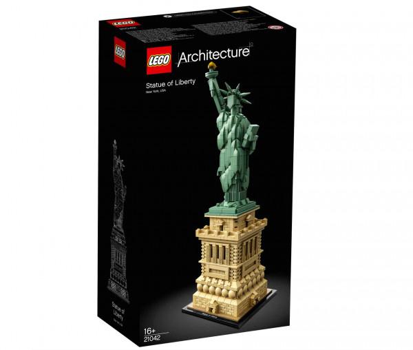 21042 LEGO® Architecture Freiheitsstatue