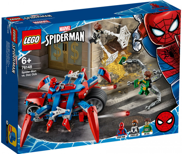 76148 LEGO® Marvel Super Heroes Spider-Man vs. Doc Ock