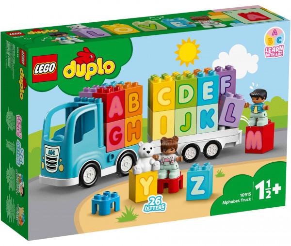 10915 LEGO® DUPLO® Mein erster ABC-Lastwagen