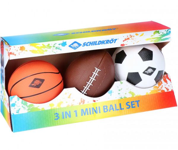 Schildkröt 3in1 Mini Ball Set