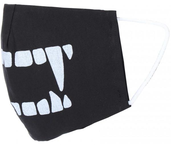 Textil Maske Vampir