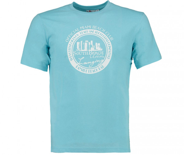 Tony Brown Herren T-Shirt Miami Beach