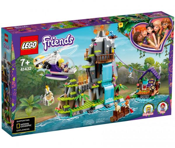 41432 LEGO® Friends Alpaka Rettung im Dschungel