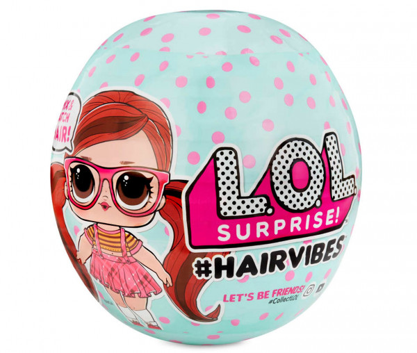 L.O.L. Surprise Hairvibes Tots