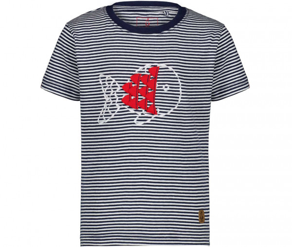 InselLeben Kinder T-Shirt Fisch