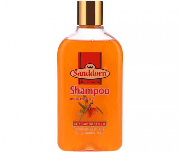 Naturfreunde Shampoo mit Sanddorn-Öl