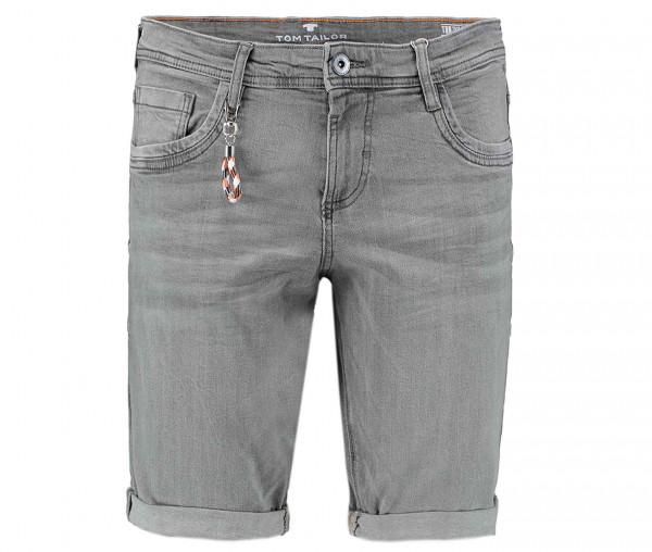 Tom Tailor Herren Jeans-Shorts