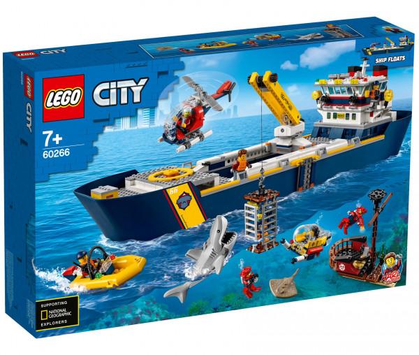 60266 LEGO® City Meeresforschungsschiff