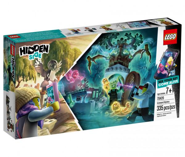 70420 LEGO® Hidden Side™ Geheimnisvoller Friedhof