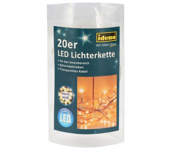 Idena 20er LED-Lichterkette