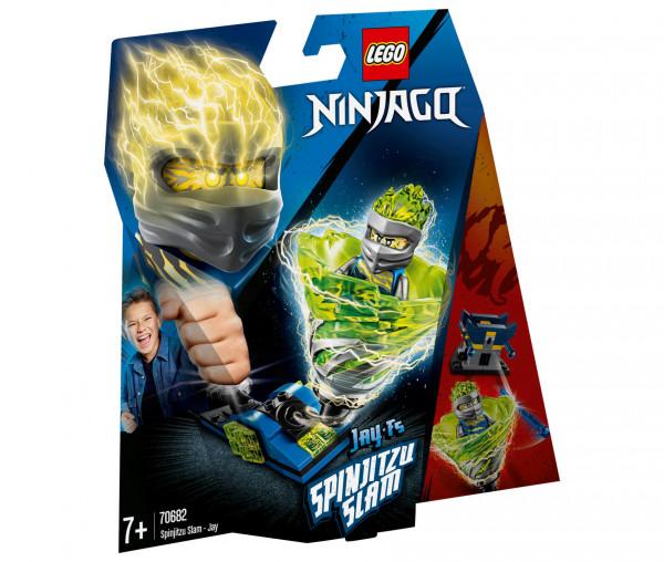 70682 LEGO® NINJAGO® Spinjitzu Slam – Jay