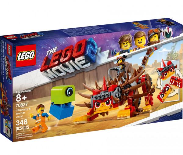 70827 THE LEGO® MOVIE 2™ Ultrakatty & Krieger-Lucy!