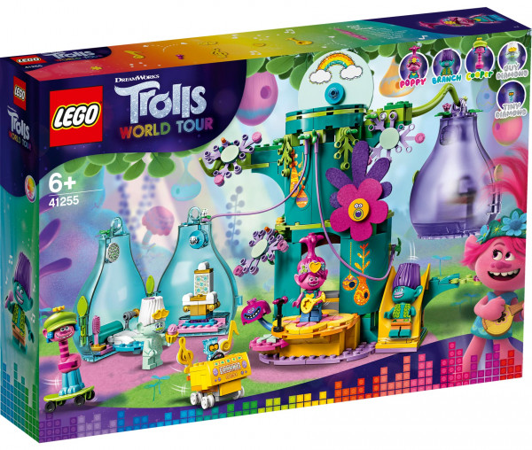 41255 LEGO® Trolls Party in Pop City